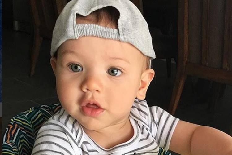 Gabriel - filho de Andressa Suita e Gusttavo Lima/Instagram