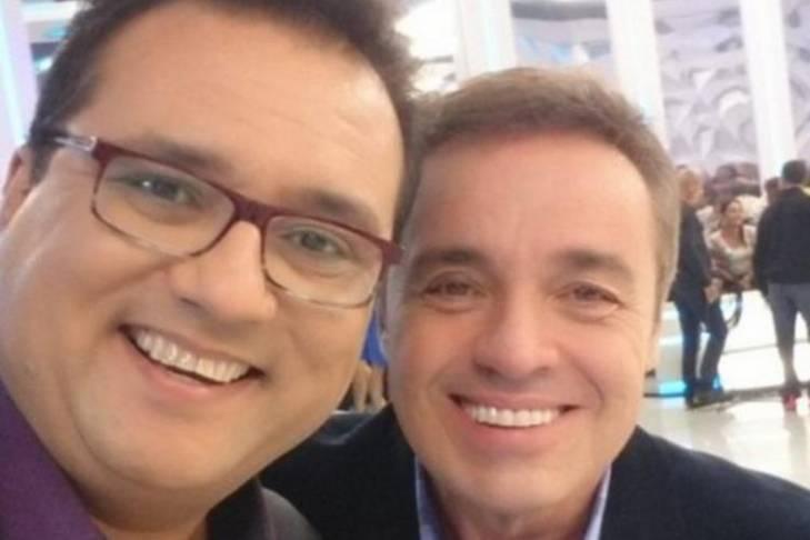 Geraldo Luís e Gugu - Reprodução/Instagram