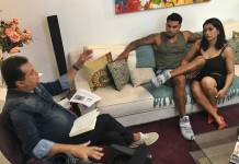 Geraldo Luís grava com Naldo e Moranguinho e promete revelações/Instagram