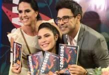 Zezé di Camargo e Graciele Lacerda prestigiam lançamento de livro da sobrinha/Instagram