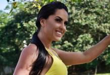 Graciele Lacerda exibe boa forma e dá dicas de como mantém o corpão/Instagram