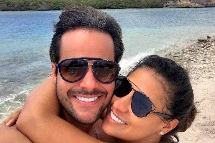 Kaká Diniz e Simone - Reprodução/Instagram