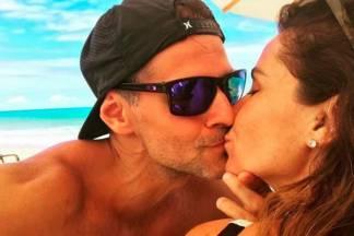 Leonardo Nogueira e Giovanna Antonelli - Reprodução/Instagram