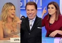 Silvio Santos surpreende com revelação (Lourival Ribeiro/SBT)