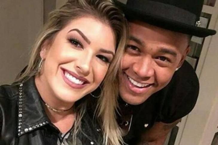 Lorena Improta e Léo Santana - Reprodução/Instagram