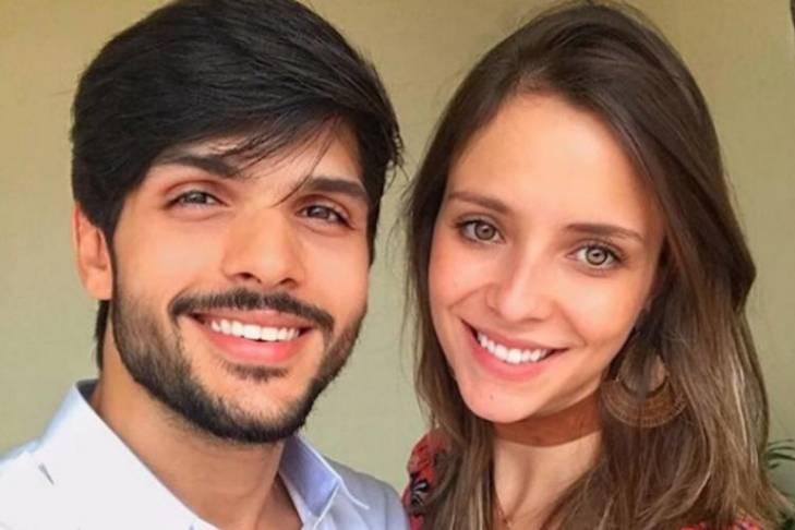 Lucas e Ana Lúcia - Reprodução/Instagram
