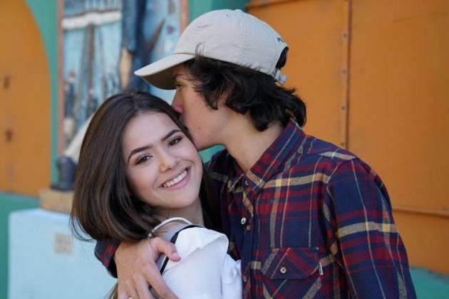 Maísa Silva e Nicholas Arashiro - Reprodução/Instagram