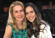 'Me surpreendi com o desenrolar da coisa', diz Maitê Proença sobre profissão (Divulgação/RedeTV!)