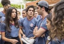 Malhação: Pérola vira alvo de piada na escola (Globo/Mauricio Fidalgo)