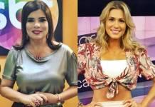 Mara Maravilha e Lívia Andrade/Instagram