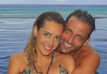 Maria Fernanda Saad e Henri Castelli
