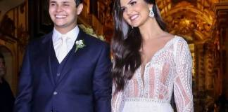 Matheus e Paula (Reprodução/Instagram/SabrinaSato)