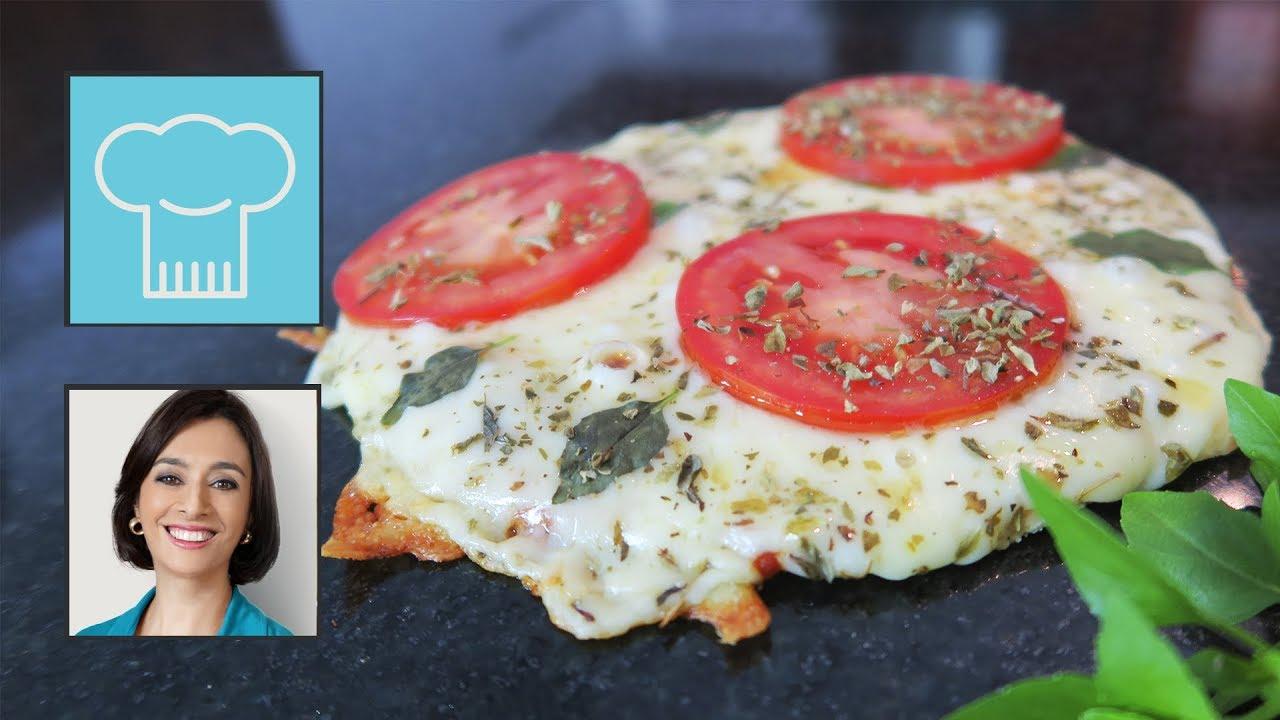 Receita de Pizza de Frigideira