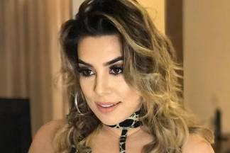 Naiara Azevedo muda o visual/Instagram
