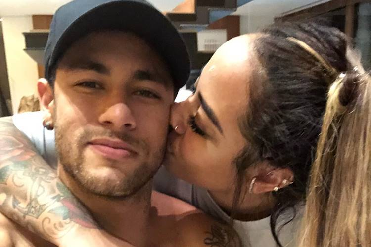 Neymar e Rafaella Santos/Instagram