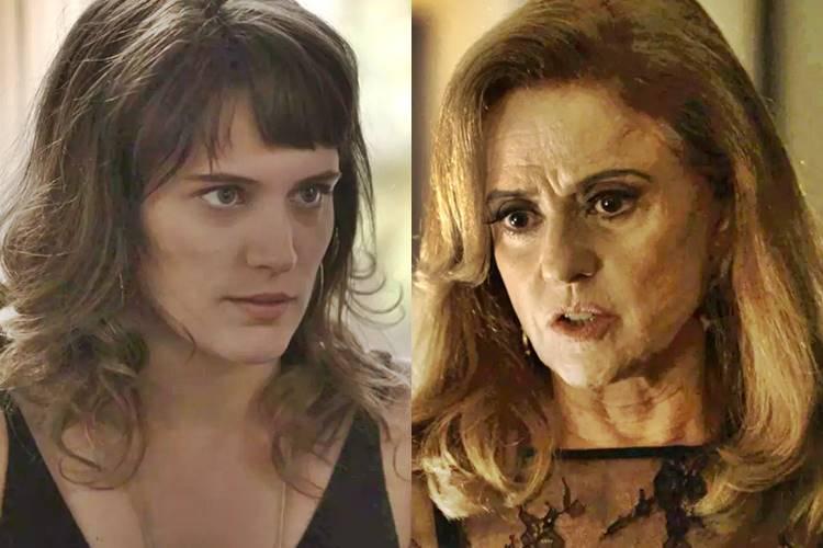 Beth revela segredo a Clara