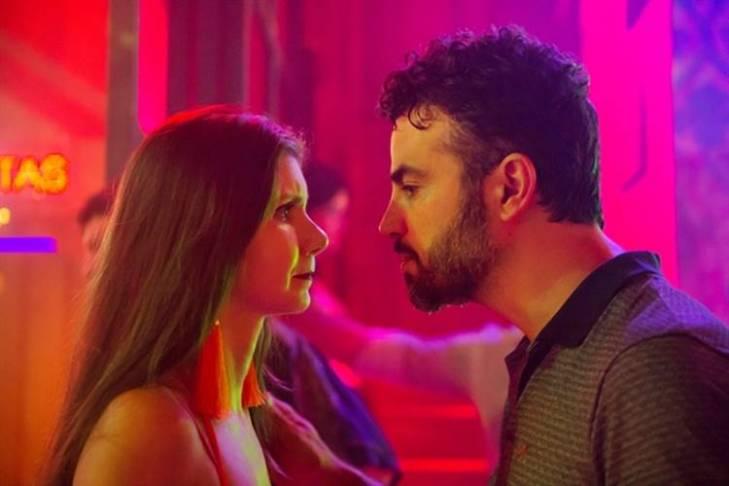 O Outro Lado do Paraiso - Desireé e Juvenal (Globo/Raquel Cunha)