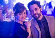 O Outro Lado do Paraíso: Estela se casa com Amaro e fica com medo da primeira noite (Globo/Raquel Cunha)