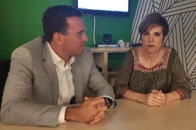 Rodrigo Bocardi e Glória Vanique se manifestam sobre 'climão'