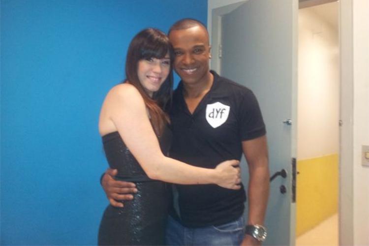 Simony relembra namoro com Alexandre Pires