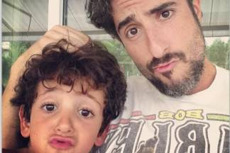 Stefano e Marcos Mion - Reprodução/Instagram