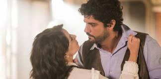 Tempo de Amar - Lucinda e Inácio (Globo/João Miguel Júnior)