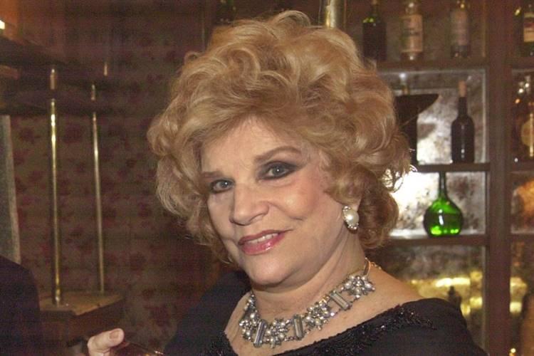 Tonia Carrero ( TV Globo / Renato Rocha Miranda)