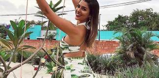 Vivian Amorim comemora aniversário de 25 anos/Instagram