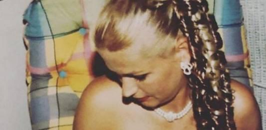 Xuxa amamentando Sasha - Reprodução/Instagram