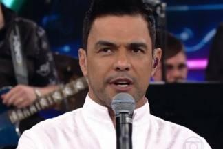 Zezé Di Camargo - Reprodução/TV Globo