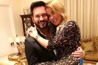 Zilu Camargo e o namorado Marco Ruggieri-Reprodução/Instagram
