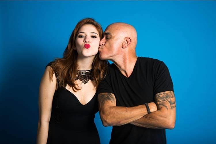 Ana Clara e Ayrton (Globo/Paulo Belote)