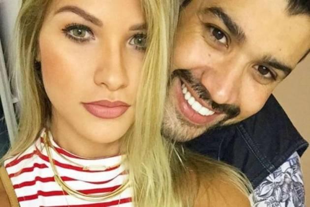Andressa Suita e Gusttavo Lima - Reprodução/Instagram