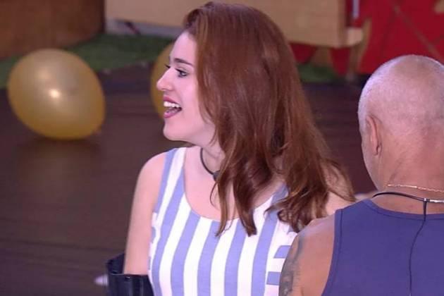 BBB18 - Ana Clara (Reprodução/TV Globo)