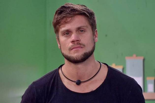 BBB18 - Breno eliminado (Reprodução/TV Globo)