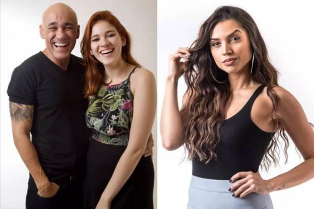 BBB18 - Família Lima e Paula (Reprodução/TV Globo)