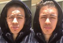 Biel se defende de acusações da namorada e divulga vídeo da briga /Instagram