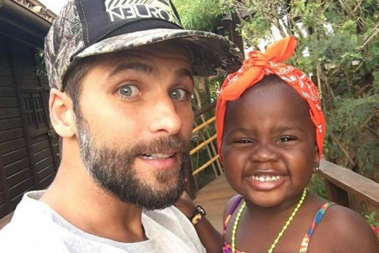 Titi aparece em vídeo parabenizando o pai, Bruno Gagliasso – Confira!