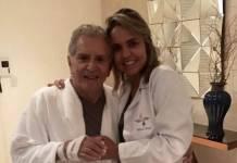 Carlos Alberto e Renata Domingues - Reprodução/Instagram