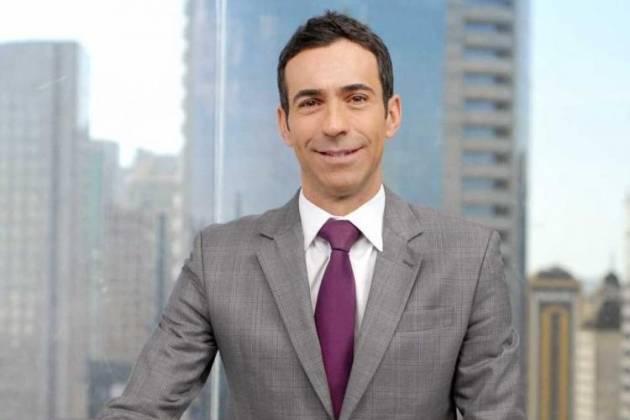 César Tralli - Divulgação/TV Globo