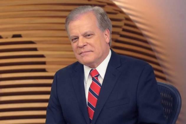 Chico Pinheiro - Divulgação/TV Globo
