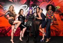 Participantes femininas da Dança dos Famosos 2017 - Divulgação