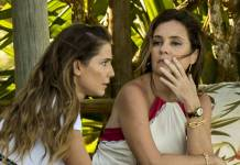 Deborah Secco e Adriana Esteves (Globo / João Cotta)