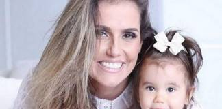Deborah Secco e Maria Flor - Reprodução/Instagram