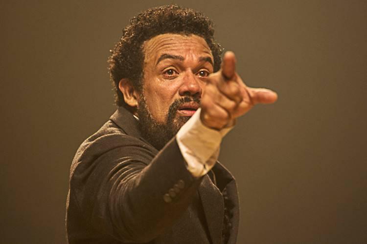 Deo Garcez em Luiz Gama (Vivian Fernández )