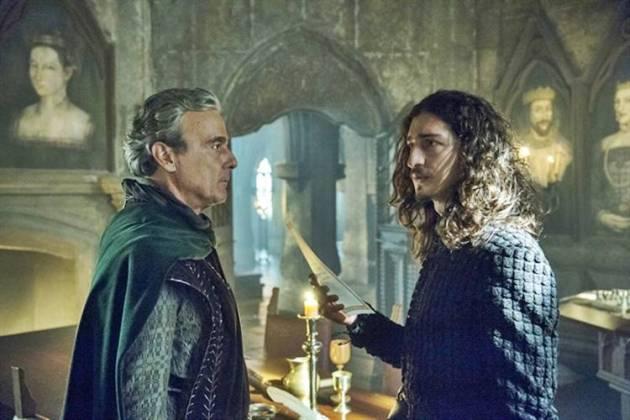 Deus Salve o Rei - Otavio e Rodolfo (Globo/Estevam Avellar)