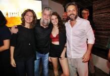 Elenco de Onde Nascem os Fortes (Globo/João Miguel Júnior)