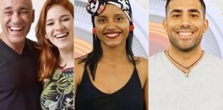 Enquete BBB18 - Família Lima, Gleici e Kaysar