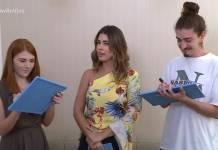 Mariah Rocha, Vivian Amorim e Johnny Massaro - Reprodução/TV Globo
