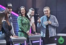 Estreia Power Couple (Edu Moraes/Record TV)